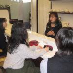 P-1グランプリinやまぐち学生プレゼンテーションの取材を受けました。